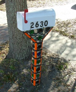 Seriously Cool Mailbox