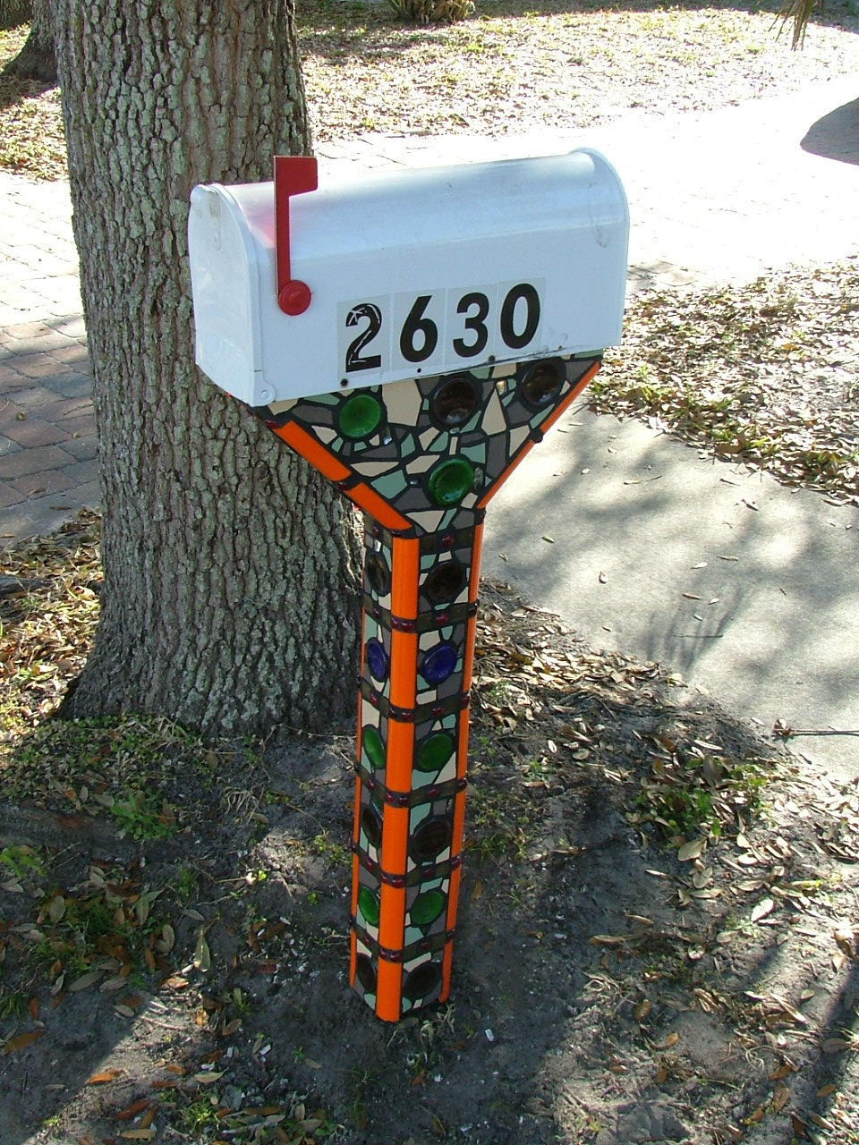 cool mailbox. Seriously Cool Mailbox R